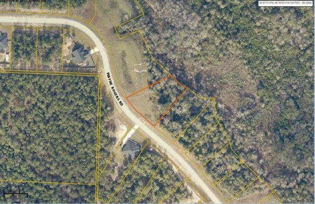 Lot F1 Wayne Rogers Road, Crestview, FL 32539 (MLS #812341) :: 30A Real Estate Sales