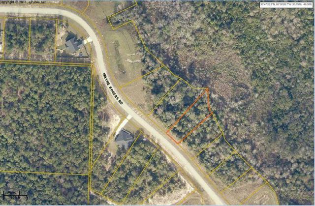 Lot F3 Wayne Rogers Road, Crestview, FL 32539 (MLS #812343) :: 30A Real Estate Sales
