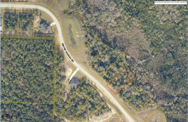Lot F4 Wayne Rogers Road, Crestview, FL 32539 (MLS #812344) :: Scenic Sotheby's International Realty