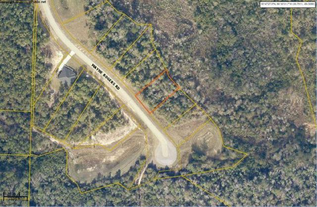 Lot F5 Wayne Rogers Road, Crestview, FL 32539 (MLS #812345) :: Scenic Sotheby's International Realty