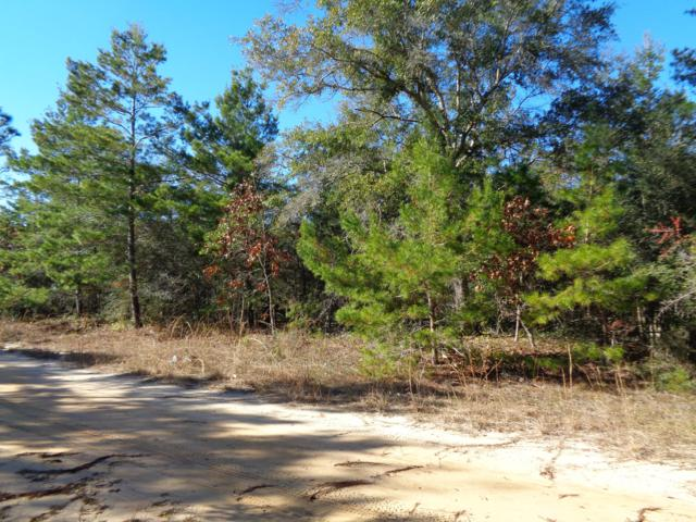 Lot 18 Wagner Drive, Defuniak Springs, FL 32433 (MLS #812381) :: Classic Luxury Real Estate, LLC
