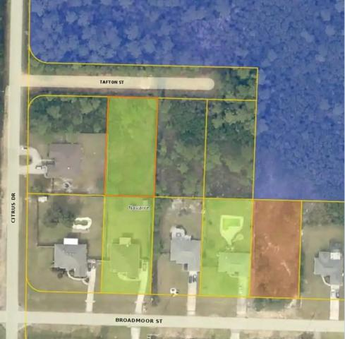 LOT 25 Tafton Street, Navarre, FL 32566 (MLS #812395) :: Keller Williams Emerald Coast