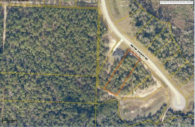 Lot E3 Wayne Rogers Road, Crestview, FL 32539 (MLS #812410) :: Scenic Sotheby's International Realty