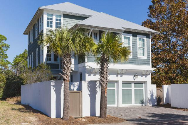 125 Sand Oaks Circle, Santa Rosa Beach, FL 32459 (MLS #812473) :: Somers & Company