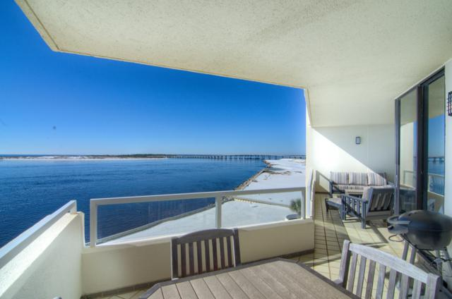 100 Gulf Shore Drive Unit 409, Destin, FL 32541 (MLS #812521) :: The Beach Group
