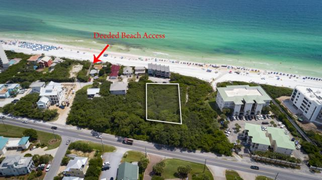 Lot 4 Hinton Drive, Santa Rosa Beach, FL 32459 (MLS #812561) :: Levin Rinke Realty