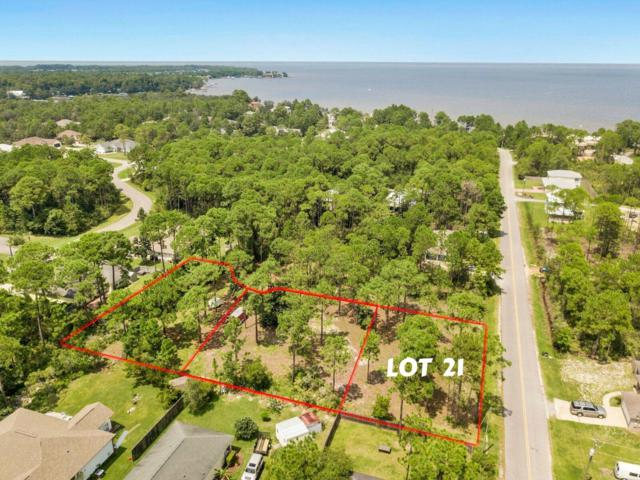 Lot 21 Shelter Cove Estates, Santa Rosa Beach, FL 32459 (MLS #812578) :: CENTURY 21 Coast Properties