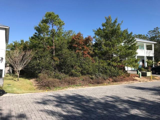 LOT E-6 Ruth Street, Miramar Beach, FL 32550 (MLS #812605) :: Berkshire Hathaway HomeServices Beach Properties of Florida