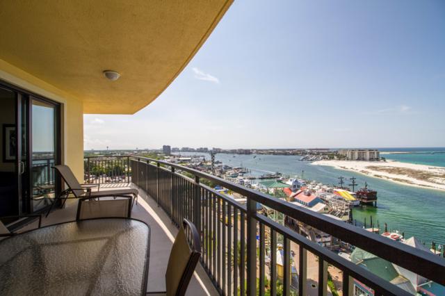 10 Harbor Boulevard E506c, Destin, FL 32541 (MLS #812632) :: RE/MAX By The Sea
