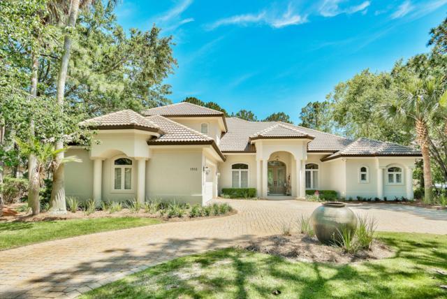 1512 E Island Green Drive, Miramar Beach, FL 32550 (MLS #812661) :: Berkshire Hathaway HomeServices Beach Properties of Florida