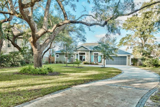 144 W Mitchell Avenue, Santa Rosa Beach, FL 32459 (MLS #812770) :: 30a Beach Homes For Sale