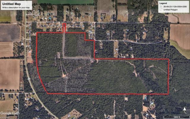 Lot 1 Forest Hills Drive, Milton, FL 32570 (MLS #812804) :: Classic Luxury Real Estate, LLC