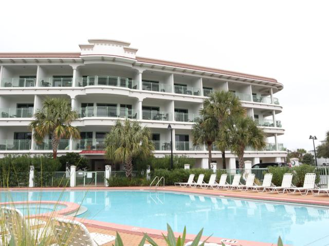 9955 E Co Highway 30-A Unit 408, Inlet Beach, FL 32461 (MLS #812843) :: Rosemary Beach Realty