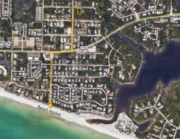 Lot 2 Bramble Street Blk M, Santa Rosa Beach, FL 32459 (MLS #812921) :: Classic Luxury Real Estate, LLC