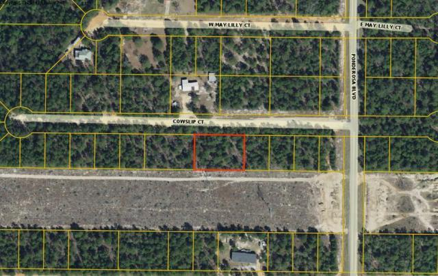 XX Cowslip Court Lots 5 & 6 Blk , Defuniak Springs, FL 32433 (MLS #812933) :: Keller Williams Emerald Coast