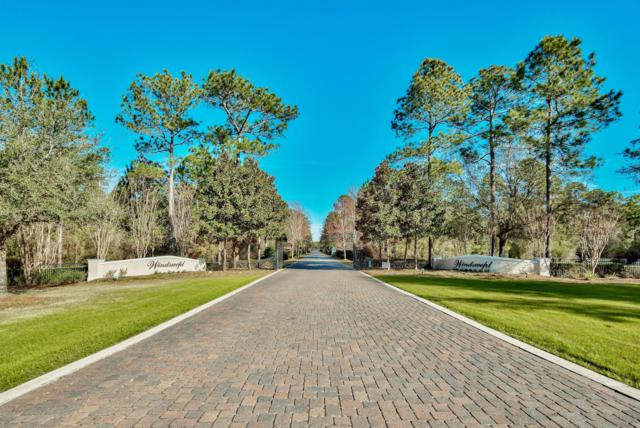 Lot 1 Blk D 28 Fairway Crossing, Freeport, FL 32439 (MLS #813018) :: Scenic Sotheby's International Realty
