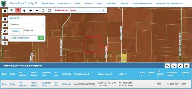 3477 Farrish Road, Jay, FL 32565 (MLS #813020) :: RE/MAX By The Sea