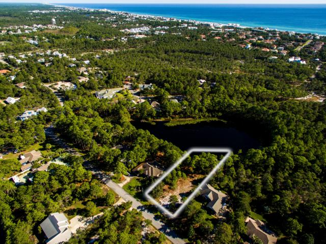 Lot 7 Fairway Drive, Santa Rosa Beach, FL 32459 (MLS #813044) :: Classic Luxury Real Estate, LLC