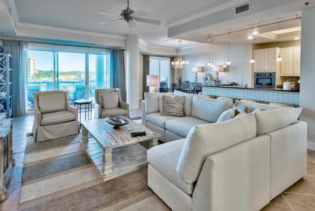 725 Gulf Shore Drive Unit 103A, Destin, FL 32541 (MLS #813050) :: Berkshire Hathaway HomeServices Beach Properties of Florida