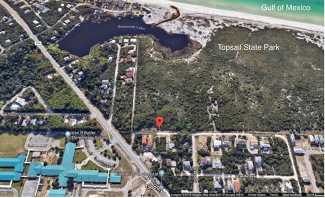 Lot 3 Sandstone Street, Santa Rosa Beach, FL 32459 (MLS #813089) :: Luxury Properties Real Estate