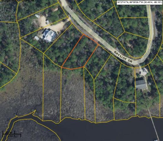 Lot 13 Bayside Drive, Freeport, FL 32439 (MLS #813093) :: RE/MAX By The Sea