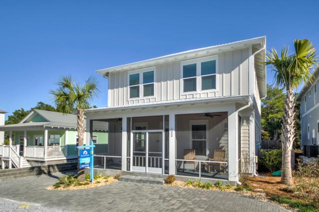 122 Brown Street, Santa Rosa Beach, FL 32459 (MLS #813179) :: Luxury Properties Real Estate