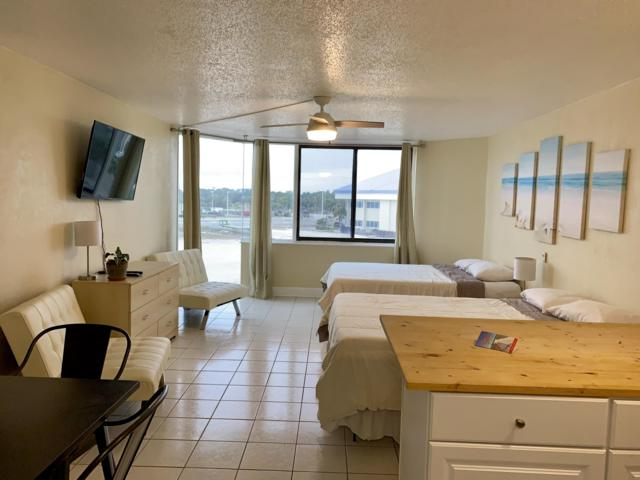 8817 S Thomas Drive A320, Panama City Beach, FL 32408 (MLS #813251) :: Coastal Luxury