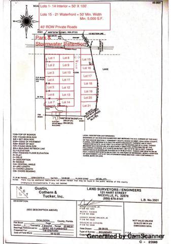 TBD Kelly Mill, Niceville, FL 32578 (MLS #813354) :: Classic Luxury Real Estate, LLC