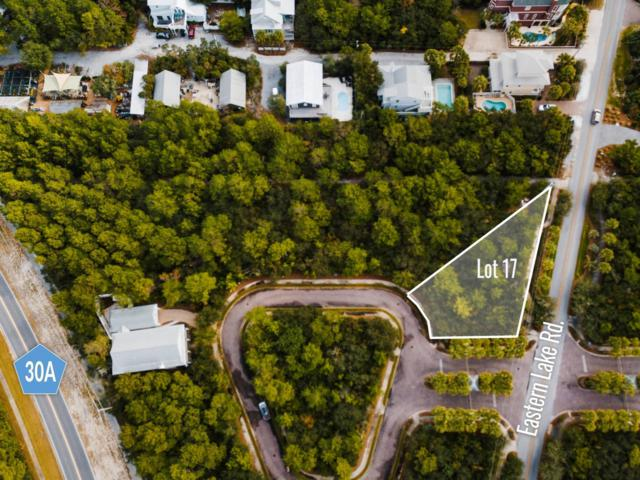 LOT 17 N Heritage Dunes Lane, Santa Rosa Beach, FL 32459 (MLS #813423) :: Keller Williams Emerald Coast