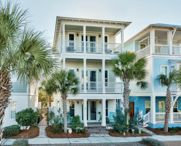 3 W Trigger Trail, Inlet Beach, FL 32461 (MLS #813552) :: Luxury Properties Real Estate