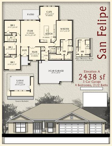 6613 Bluefish Road, Navarre, FL 32566 (MLS #813712) :: ResortQuest Real Estate