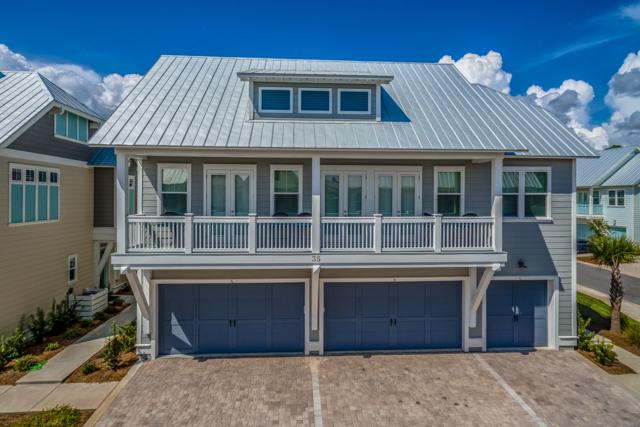 110 E Pine Lands Loop Unit C, Inlet Beach, FL 32461 (MLS #813742) :: Keller Williams Realty Emerald Coast