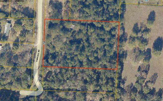 5985 Chardee Road, Crestview, FL 32539 (MLS #813769) :: Classic Luxury Real Estate, LLC