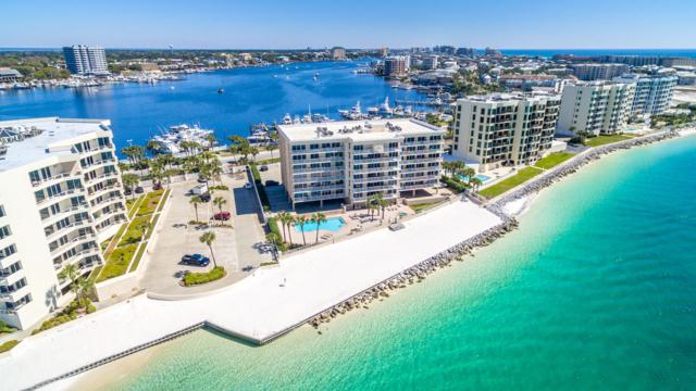 150 Gulf Shore Drive Unit 104, Destin, FL 32541 (MLS #813788) :: RE/MAX By The Sea