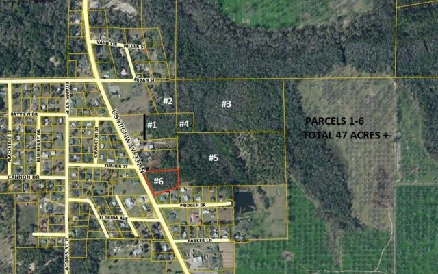 47AC N 331 Highway, Paxton, FL 32538 (MLS #813795) :: Classic Luxury Real Estate, LLC