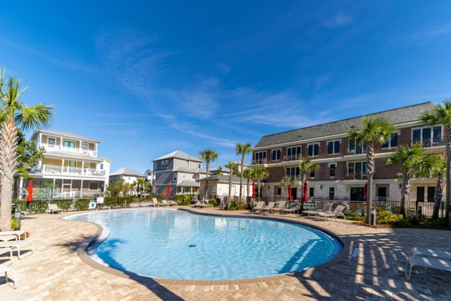 10343 E E County Hwy 30A #321, Inlet Beach, FL 32461 (MLS #813821) :: The Premier Property Group