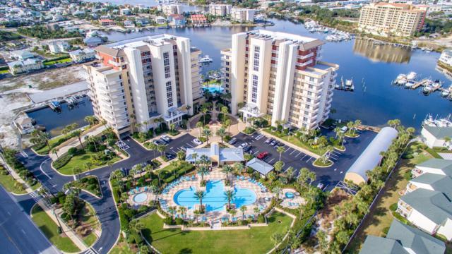 725 Gulf Shore Drive 802A, Destin, FL 32541 (MLS #813908) :: Berkshire Hathaway HomeServices Beach Properties of Florida