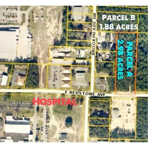TBD 2.98 Acres Redstone Commercial, Crestview, FL 32536 (MLS #813955) :: Levin Rinke Realty