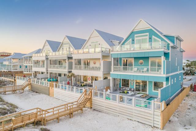 8319 Surf Drive D, Panama City Beach, FL 32408 (MLS #814013) :: RE/MAX By The Sea