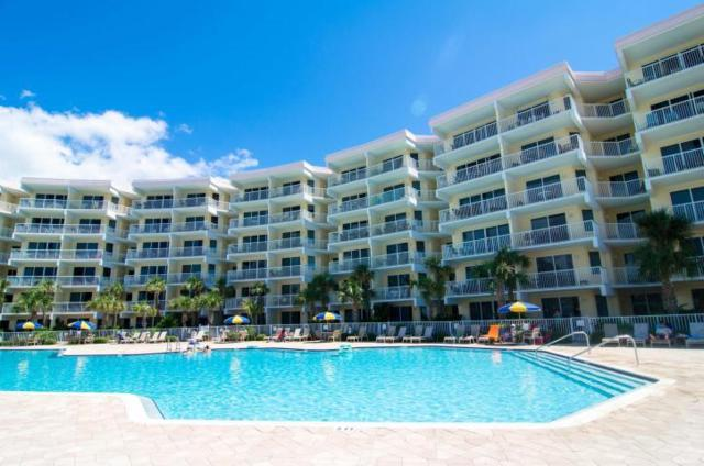 1515 Miracle Strip Parkway Unit 205, Fort Walton Beach, FL 32548 (MLS #814045) :: RE/MAX By The Sea