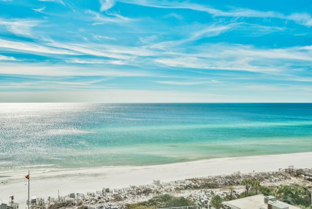 550 Tops'l Beach Boulevard #802, Destin, FL 32550 (MLS #814083) :: RE/MAX By The Sea
