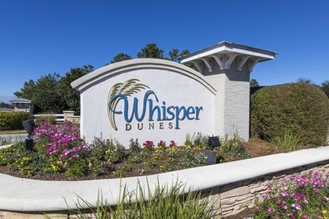312 Blue Sage Road, West Panama City Beach, FL 32413 (MLS #814164) :: Classic Luxury Real Estate, LLC