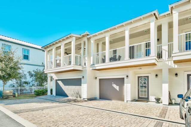 125 Crystal Beach Drive Unit 136, Destin, FL 32541 (MLS #814175) :: The Beach Group