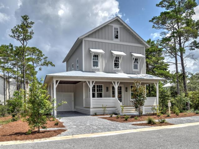 20 Ibis Drive, Santa Rosa Beach, FL 32459 (MLS #814180) :: Coastal Luxury