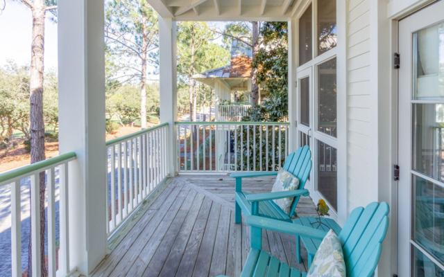 10 E Watercolor Boulevard Unit 201, Santa Rosa Beach, FL 32459 (MLS #814225) :: RE/MAX By The Sea
