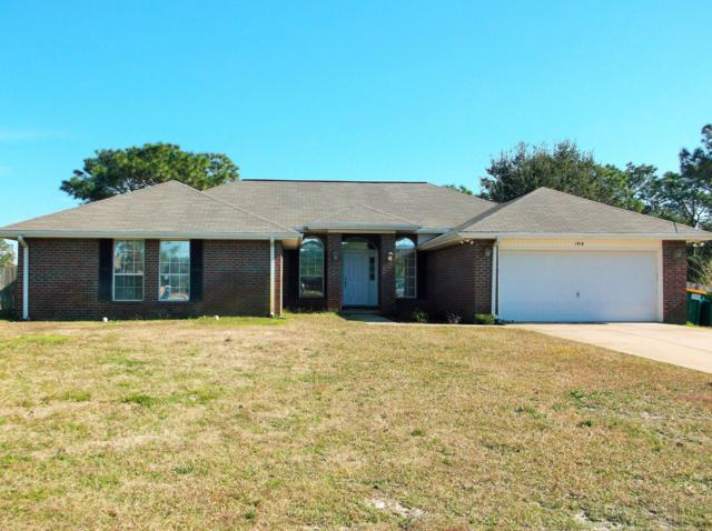 1918 Edgewood Drive, Navarre, FL 32566 (MLS #814242) :: Luxury Properties Real Estate