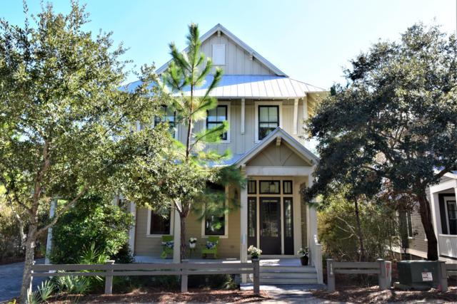 116 Bluejack Street, Santa Rosa Beach, FL 32459 (MLS #814358) :: Coastal Luxury