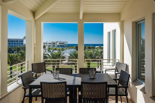 45 Central Square Unit B2, Santa Rosa Beach, FL 32459 (MLS #814374) :: Luxury Properties on 30A