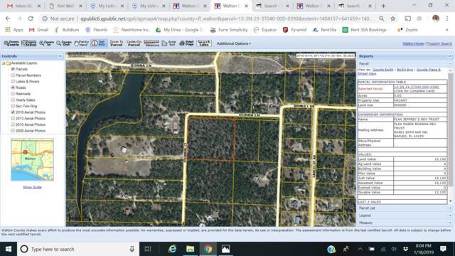00 Stebbins Court, Defuniak Springs, FL 32433 (MLS #814391) :: Levin Rinke Realty