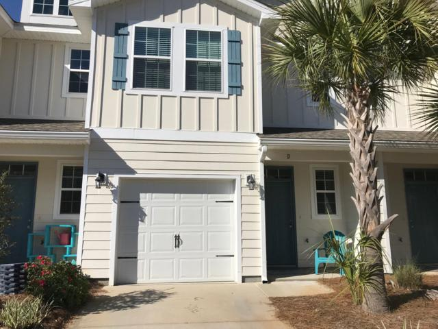 16 W Shady Oaks Lane Unit D, Santa Rosa Beach, FL 32459 (MLS #814433) :: Berkshire Hathaway HomeServices Beach Properties of Florida